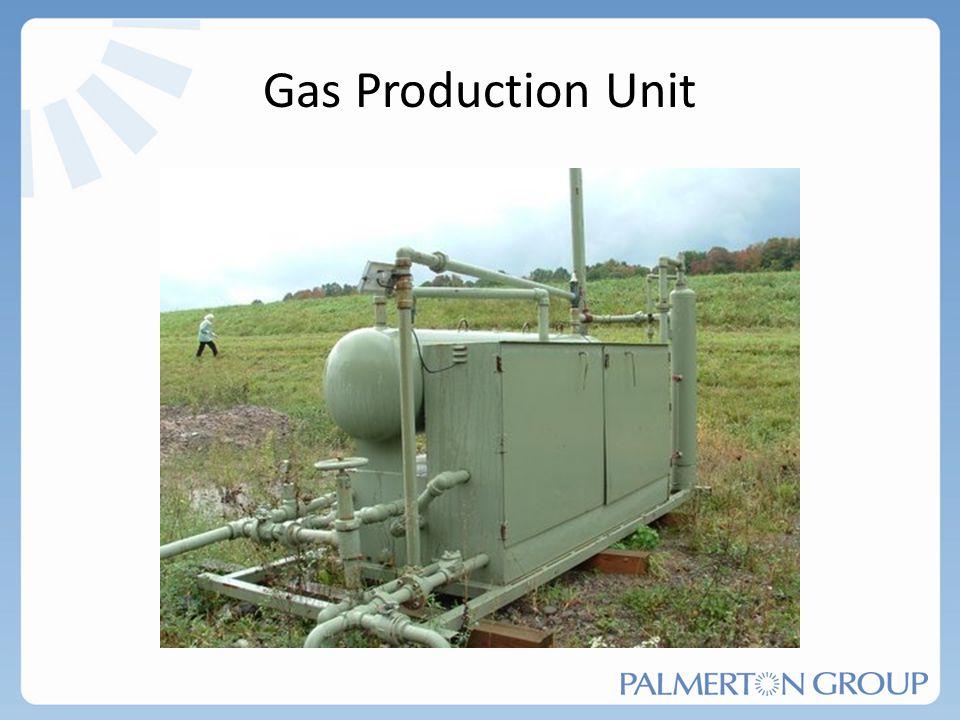 Gas Production Unit