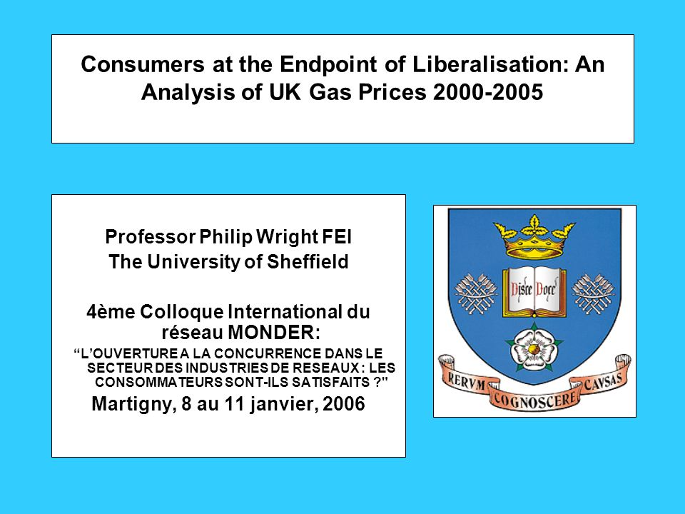 BETWEEN 2001 AND 2004 WHICH COST COMPONENT HAS HAD MOST INFLUENCE ON DOMESTIC GAS PRICES.