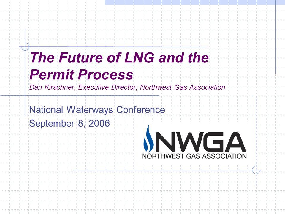 5335 SW Meadows Rd., #220 Lake Oswego, OR 97035 (503) 624-2160 www.nwga.org NWGA Members: Avista Corporation Cascade Natural Gas Co.