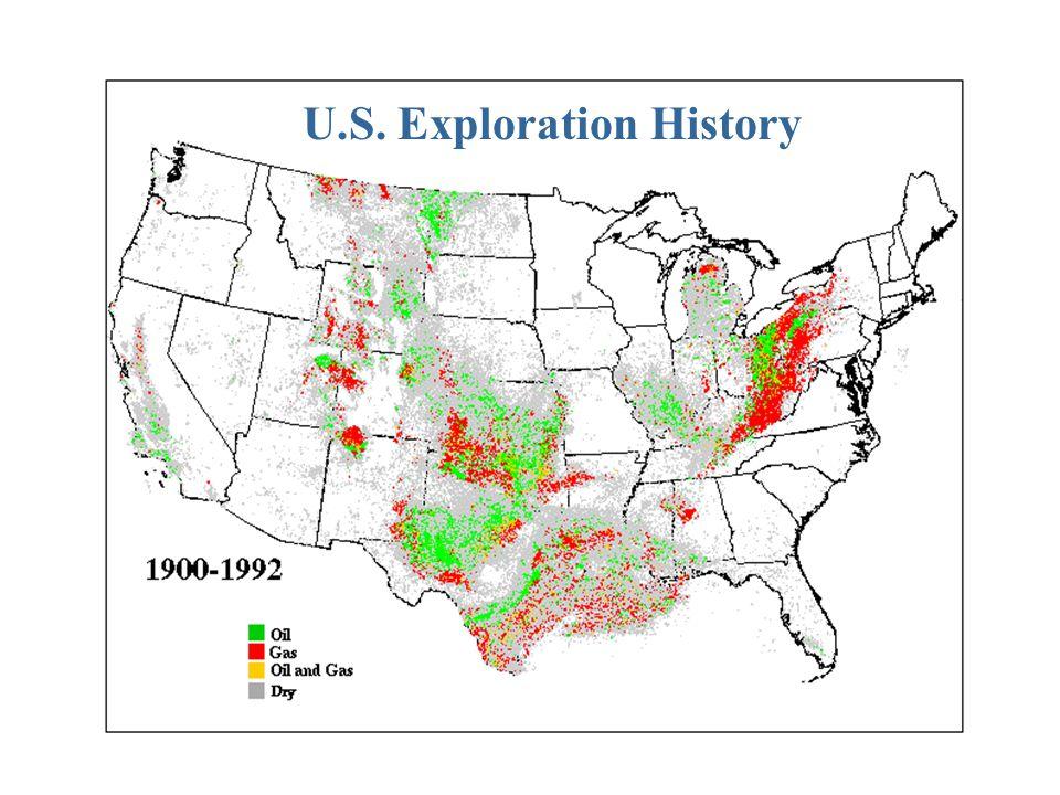 U.S. Exploration History