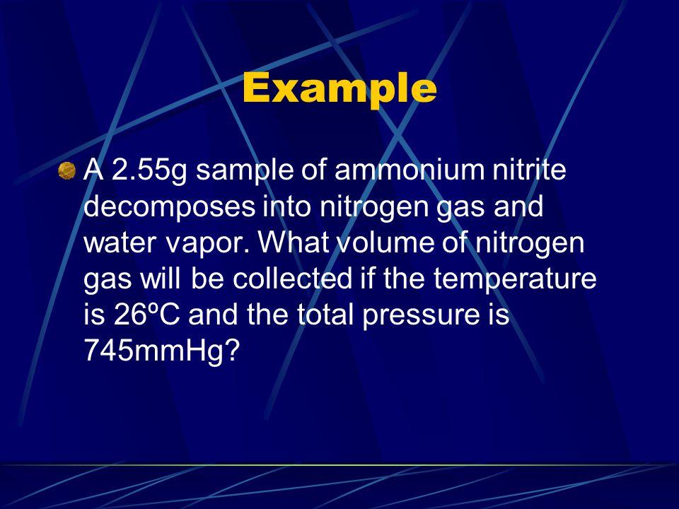 Gas Density g/L is density PV = nRT n/V = P/ RT M is molar mass nM/ V = PM/ RT nM is grams and g/ V is density d = PM/ RT M = dRT/ P