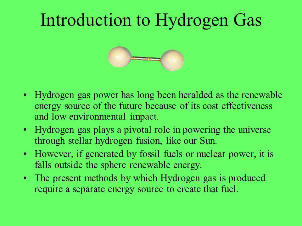 Hydrogen Gas Molecule Hydrogen gas is a molecule of the element Hydrogen.