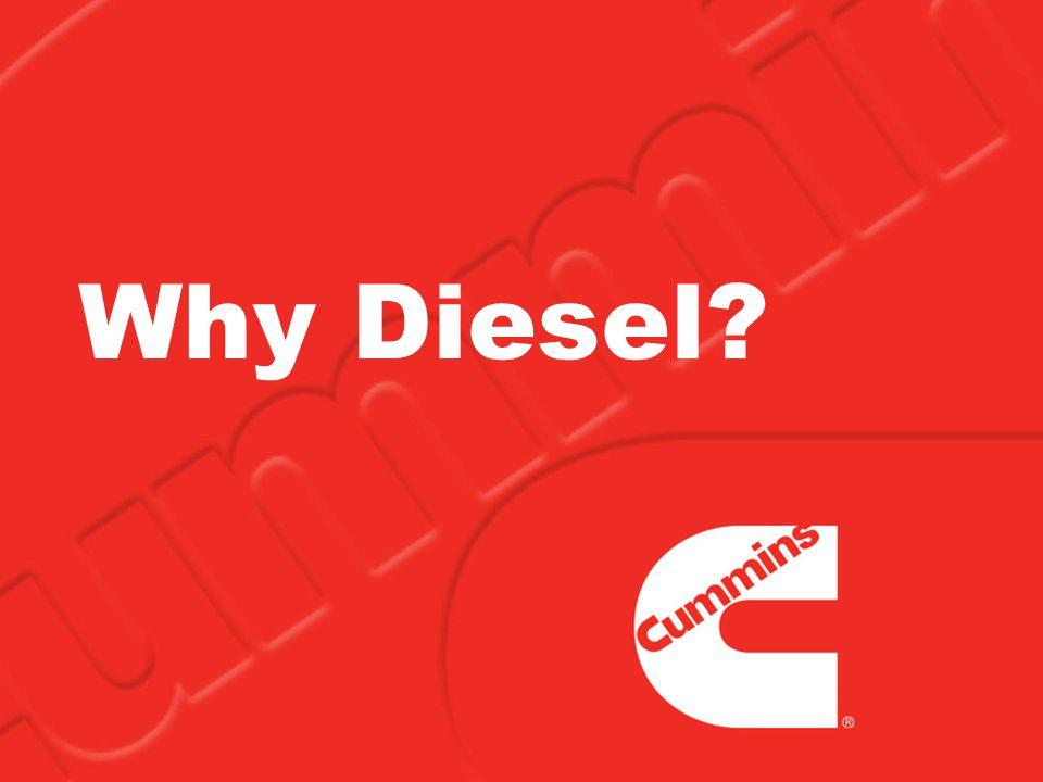 Why Diesel