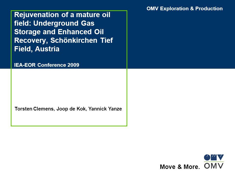 OMV Exploration & Production Move & More.
