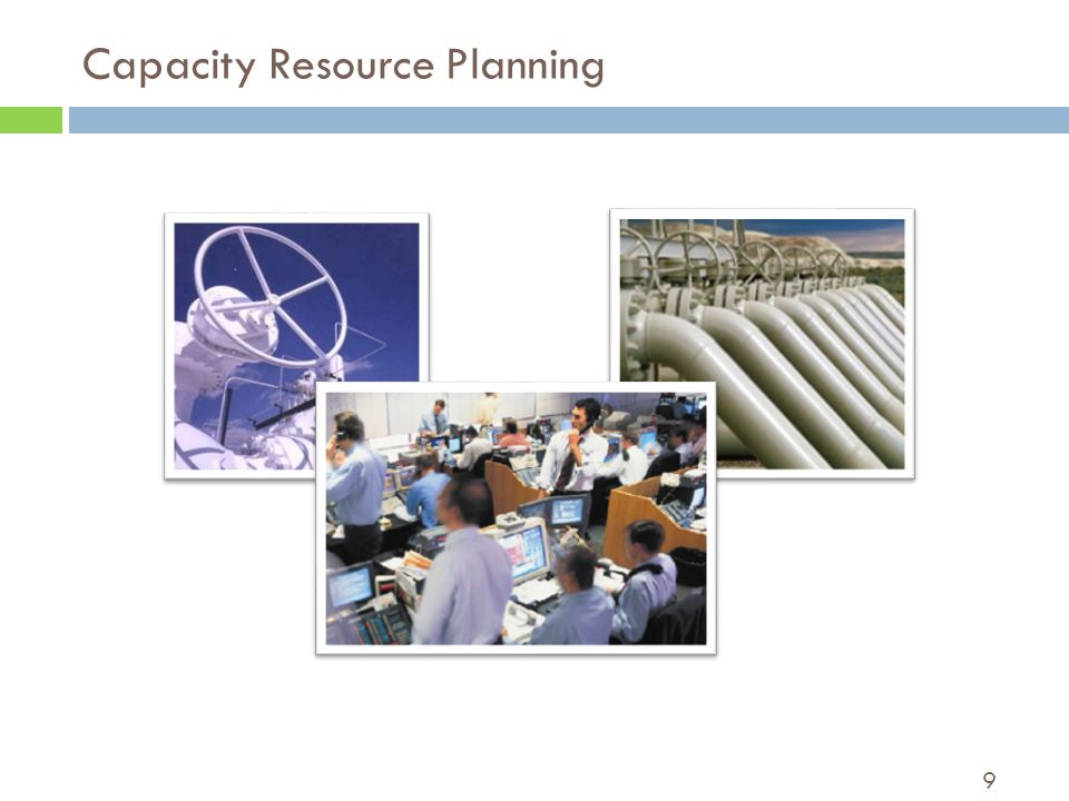 9 Capacity Resource Planning