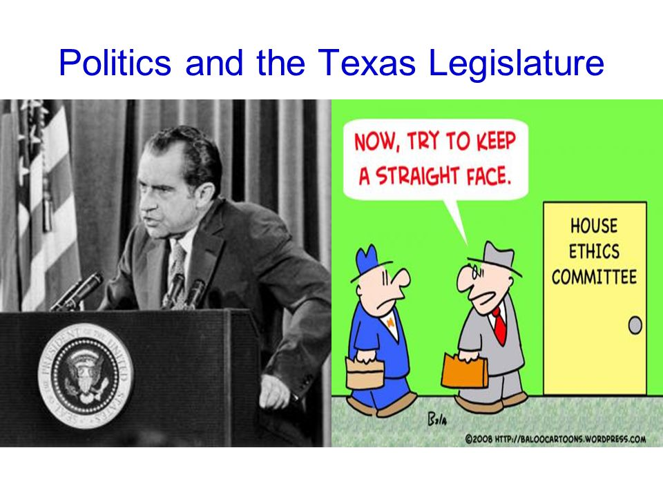 Politics and the Texas Legislature