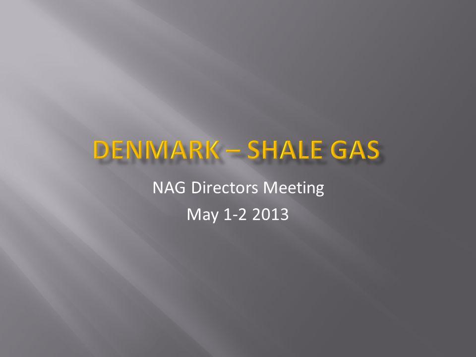 NAG Directors Meeting May 1-2 2013