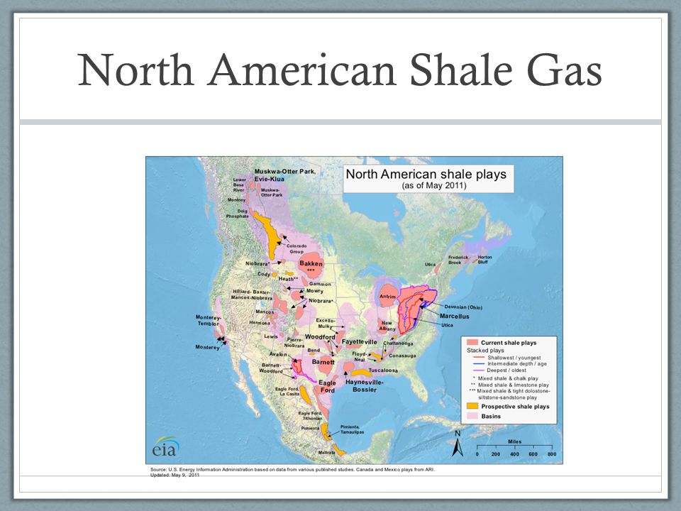 North American Shale Gas