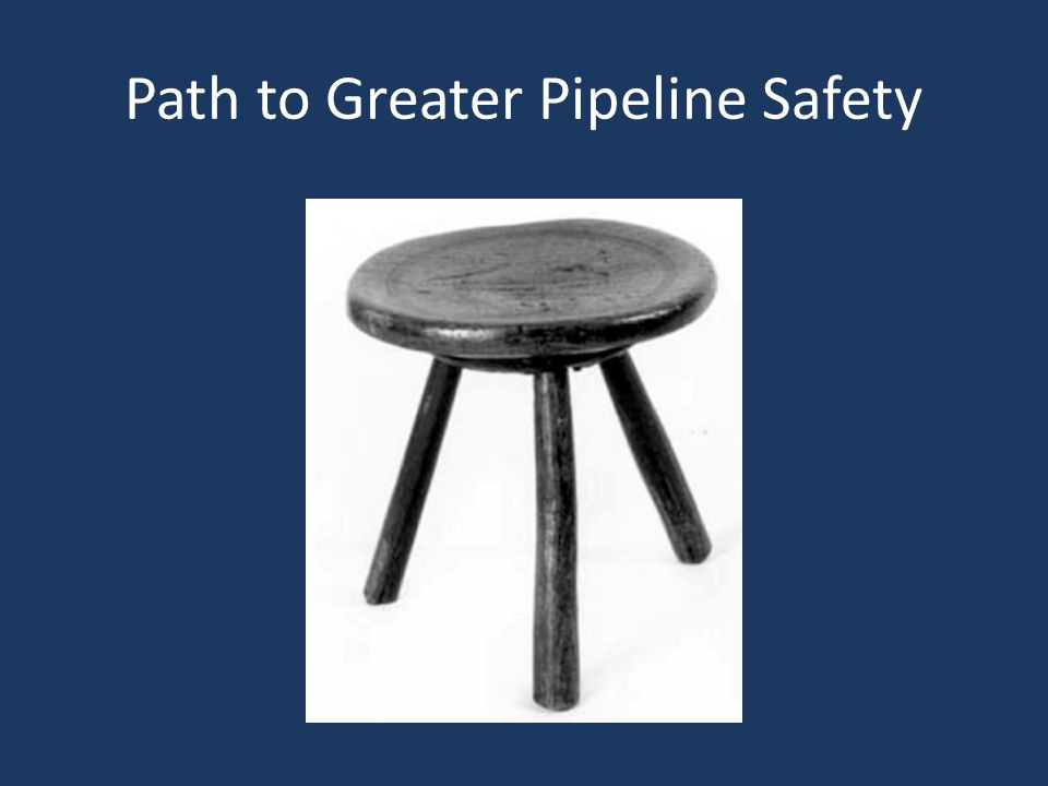 Path to Greater Pipeline Safety