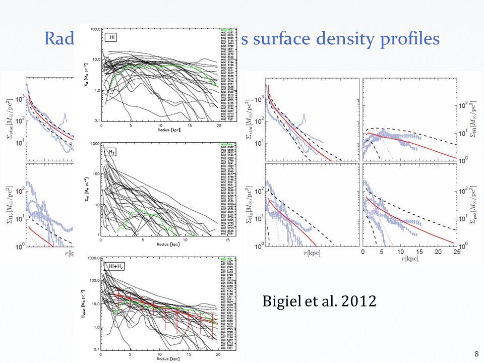 Bigiel et al. 2012 8