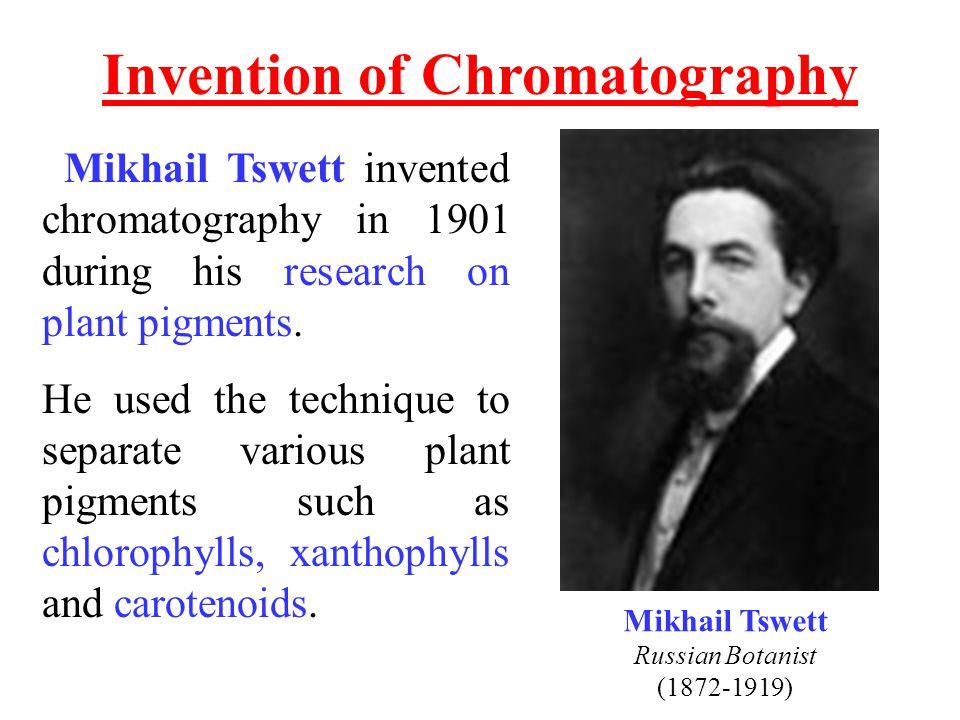 Next Week (April 27-30) Turn In: Chromatography Post Lab (p.