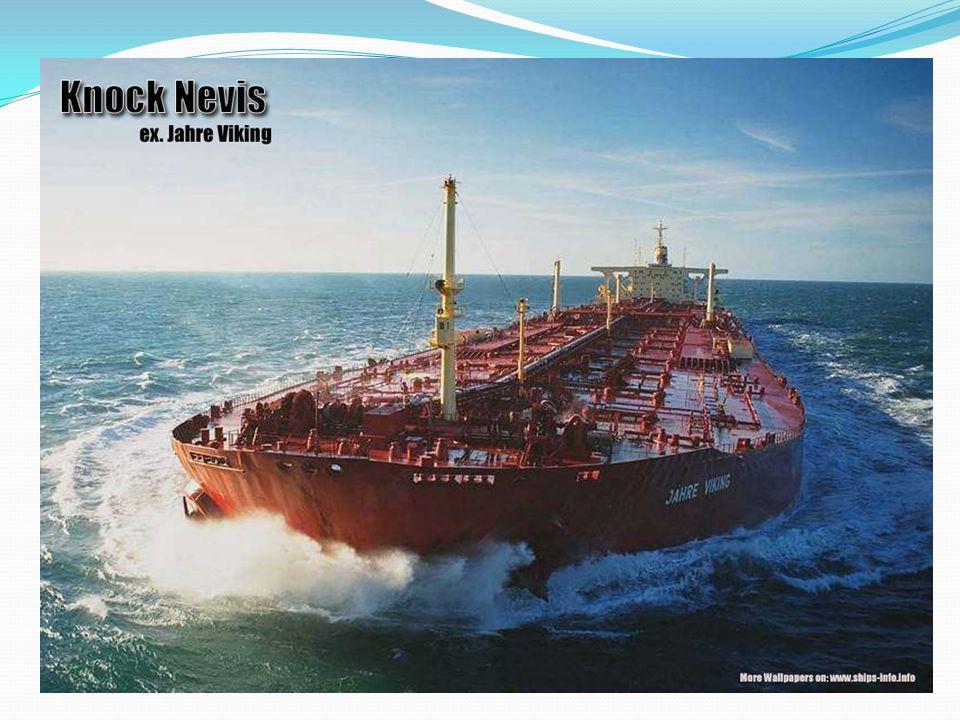 Tanker size