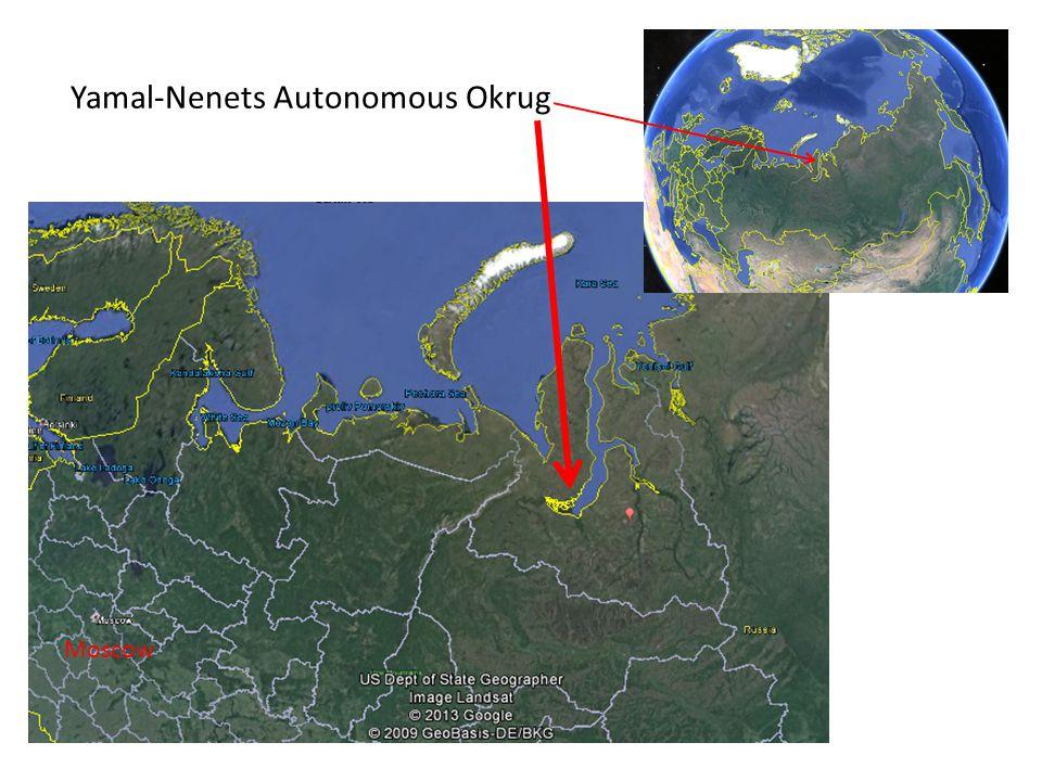 Yamal-Nenets Autonomous Okrug Moscow