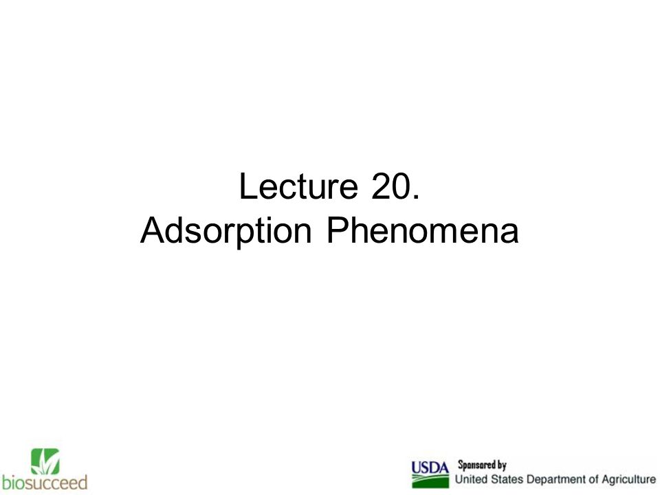 Adsorption is the accumulation of atoms or molecules on the surface of a material.