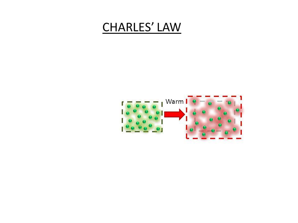 Warm CHARLES LAW