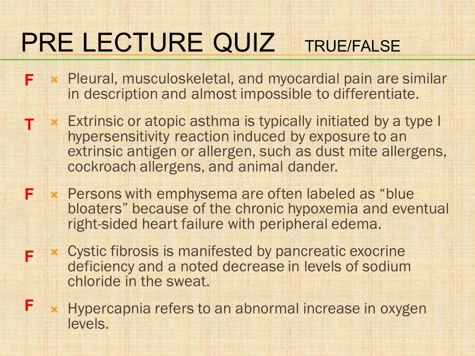 Results of Pulmonary Hypertension Occluded pulmonary artery