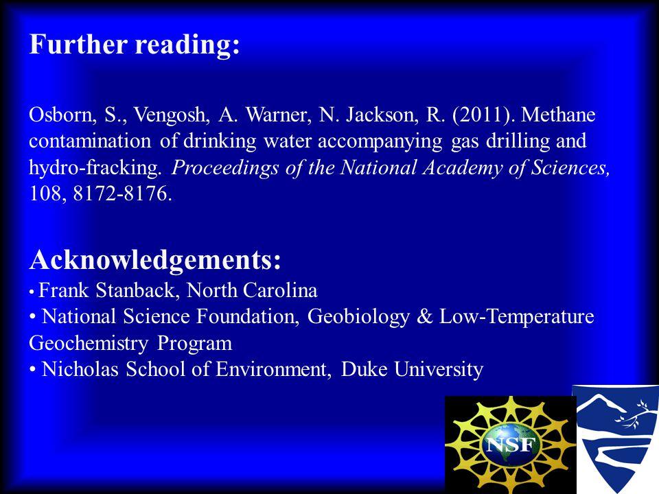 Further reading: Osborn, S., Vengosh, A.Warner, N.