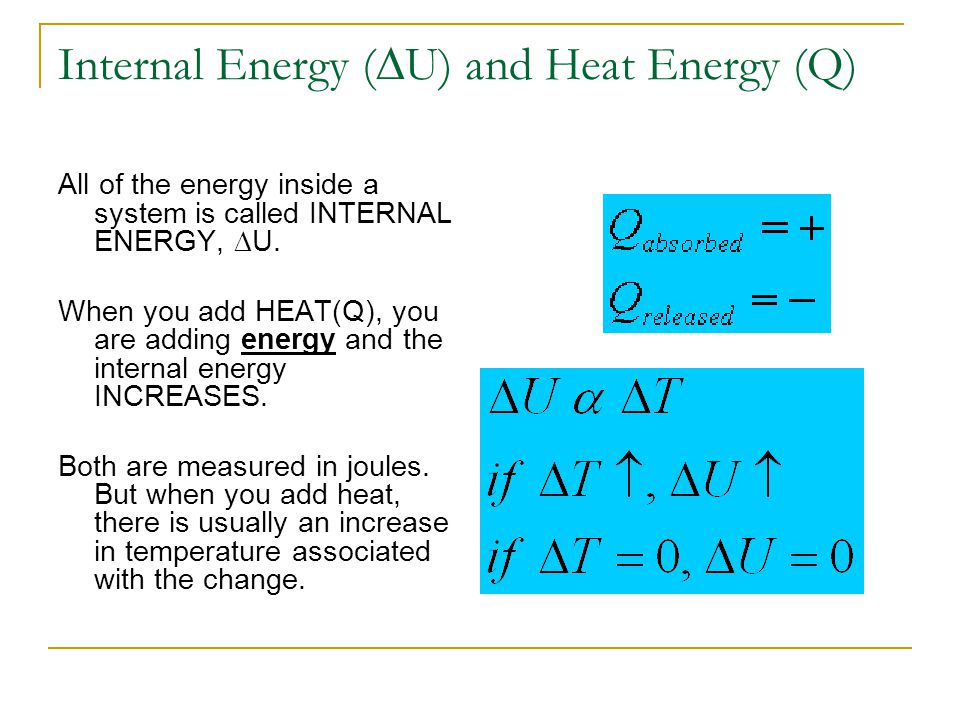 Thermodynamic Systems and P-V Diagrams l Ideal gas law: P V = n R T l For n fixed, P and V determine the state of the system è T = P V/ (n R) è U = (3/2) n RT = (3/2) P V l Examples: è which point has highest T .
