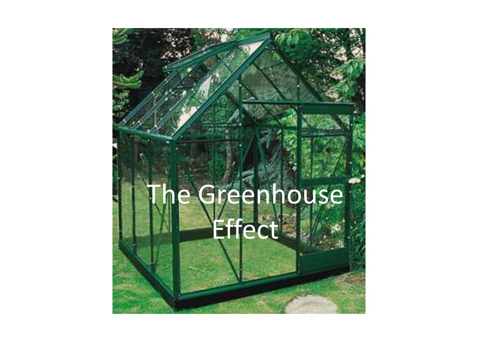 So greenhouse gases are called greenhouse gases because they keep some heat in the atmosphere to sustain life on earth as a greenhouse does to sustain life in the greenhouse when it is cold outside
