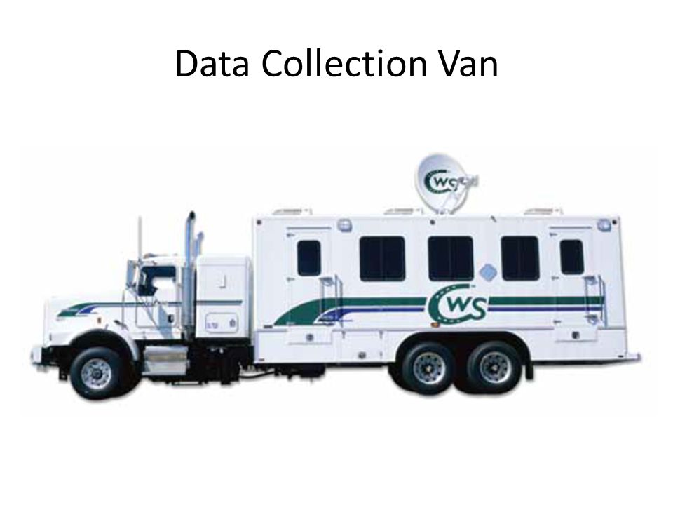Data Collection Van