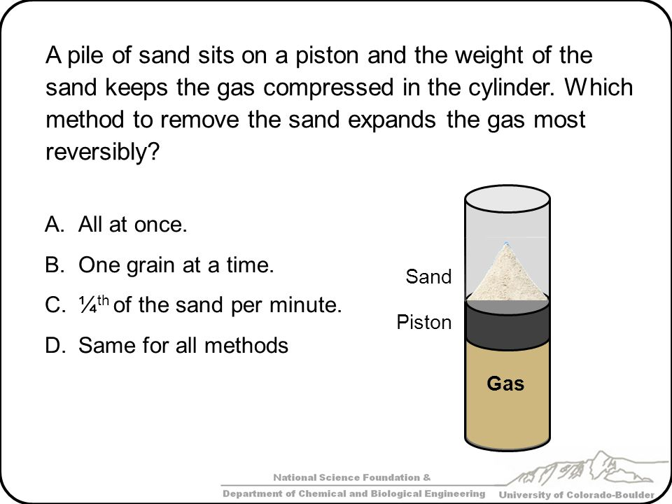 Adiabatic expansions and compressions are shown for an ideal gas.