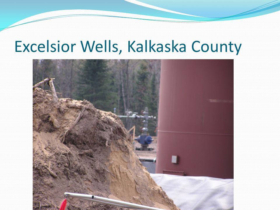 Excelsior Wells, Kalkaska County