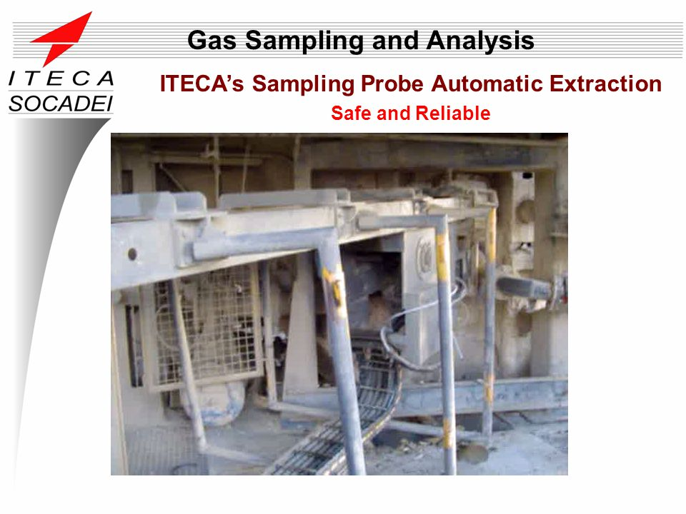 ITECAs Sampling Probe Automatic Extraction Safe and Reliable