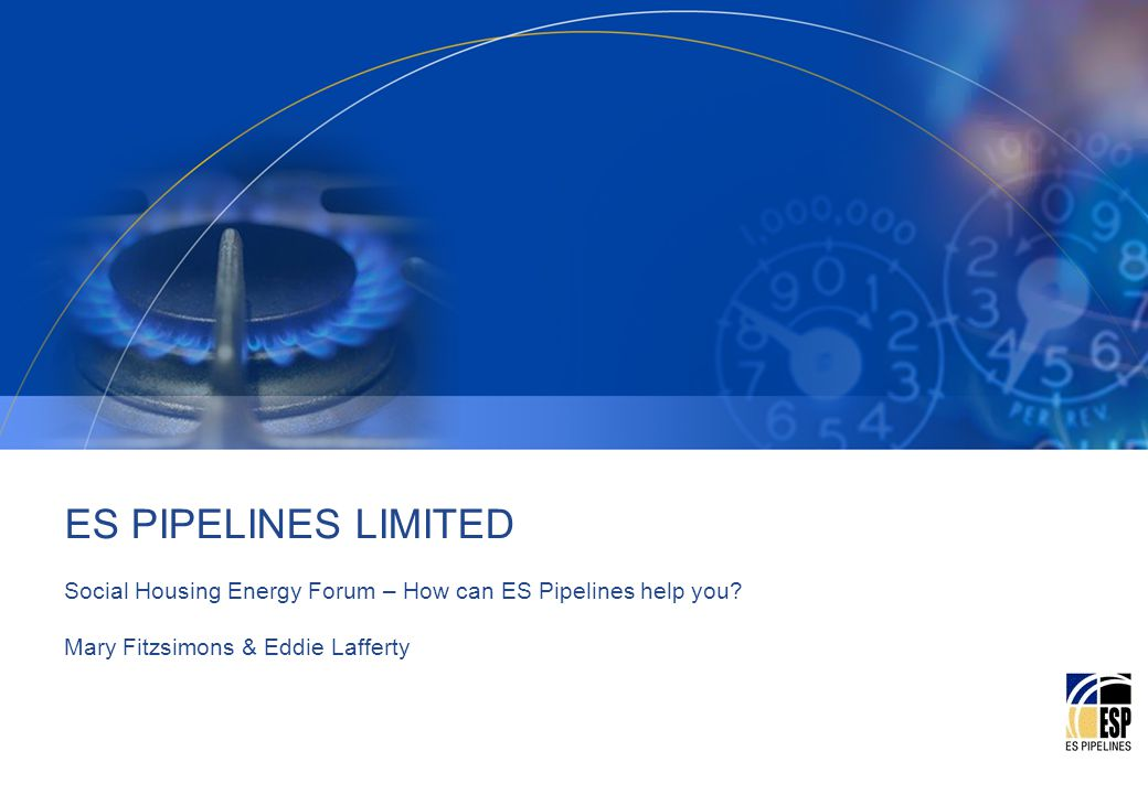 November 2013 Page 2 ES PIPELINES LIMITED – COMPANY OVERVIEW ES PIPELINES LIMTED East Surrey Holdings Setup ESP Acquired by Terra Firma Acquisition of UUs iGT Acquisition of BGCL Acquired by ABN AMRO 2000 2003 2005 COMPANY Offices in Leatherhead, England and Linlithgow, Scotland c.48 Employees Ofgem Licensed Independent Gas Transporter & Independent Electricity Network Operator CORE BUSINESS Gas Infill Network Construction Gas & Electricity Transportation & Metering New Build Asset Adoption of Gas and Electricity Networks Ownership and Management of Gas & Electricity Networks c.9000 gas networks supplying in excess of 275,000 gas consumers c.322 electricity networks supplying in excess of 20,000 electricity consumers FINANCIALS Business Refinanced October 2011 Investment Capital Secured for next 4 years Fortis ES Pipelines Limited is a leading iGT & iDNO supporting both Gas Infill & Gas/Electricity New Build Markets 20052006 BNP Paribas Eiser Infrastructure 2009 2010 Company Re-Financed 2011