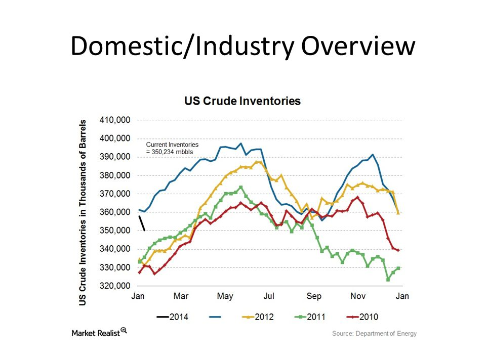 Domestic/Industry Overview