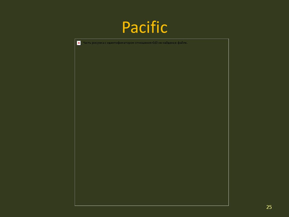 Pacific 25