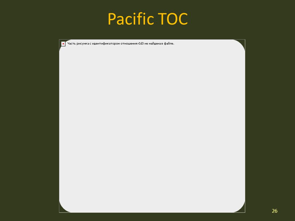 Pacific TOC 26