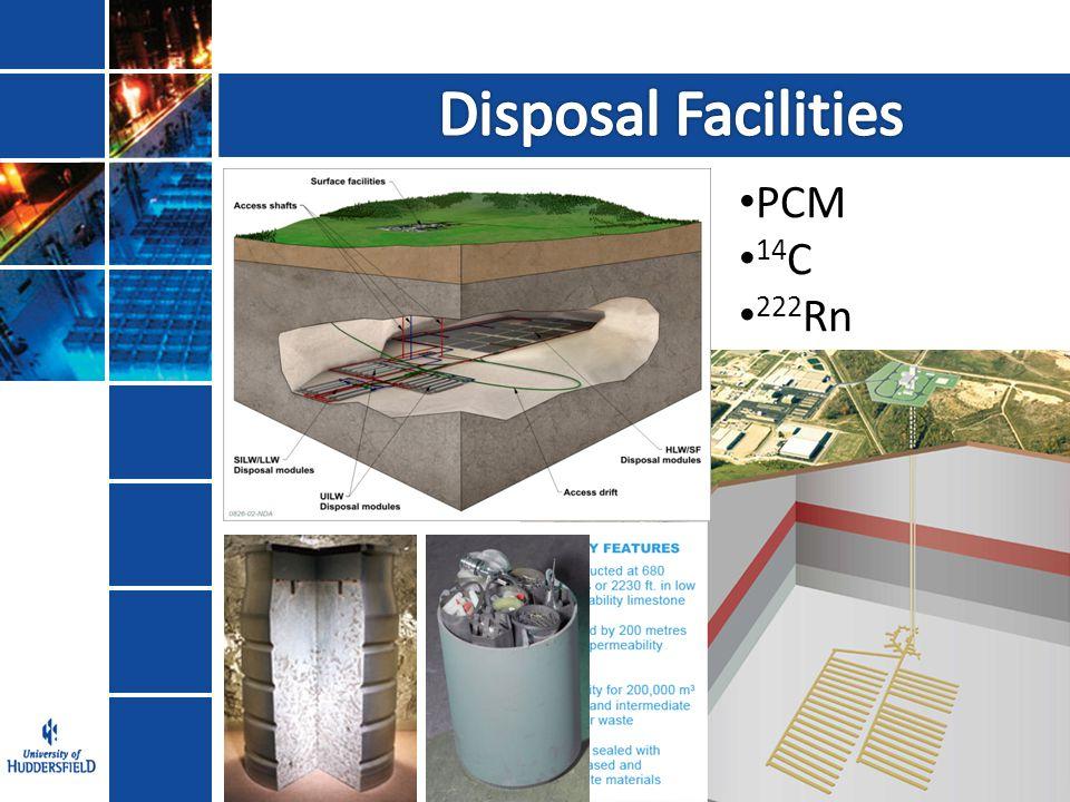 International agreement – Multi-barrier concept of disposal LLW, ILW & HLW