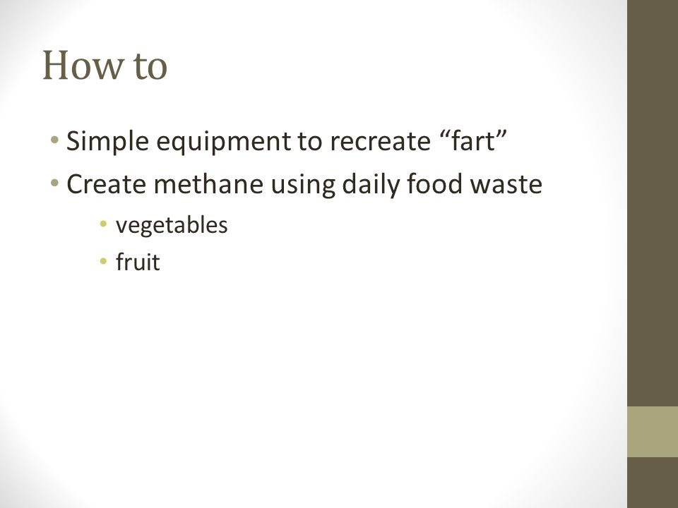 How to Simple equipment to recreate fart Create methane using daily food waste vegetables fruit