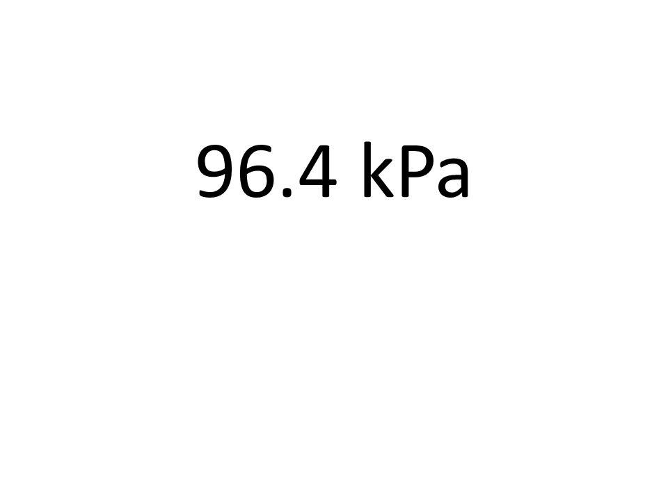 96.4 kPa