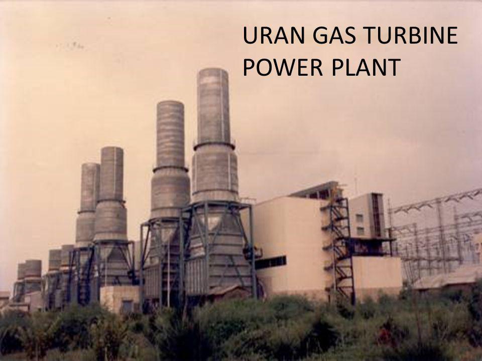 URAN GAS TURBINE POWER PLANT
