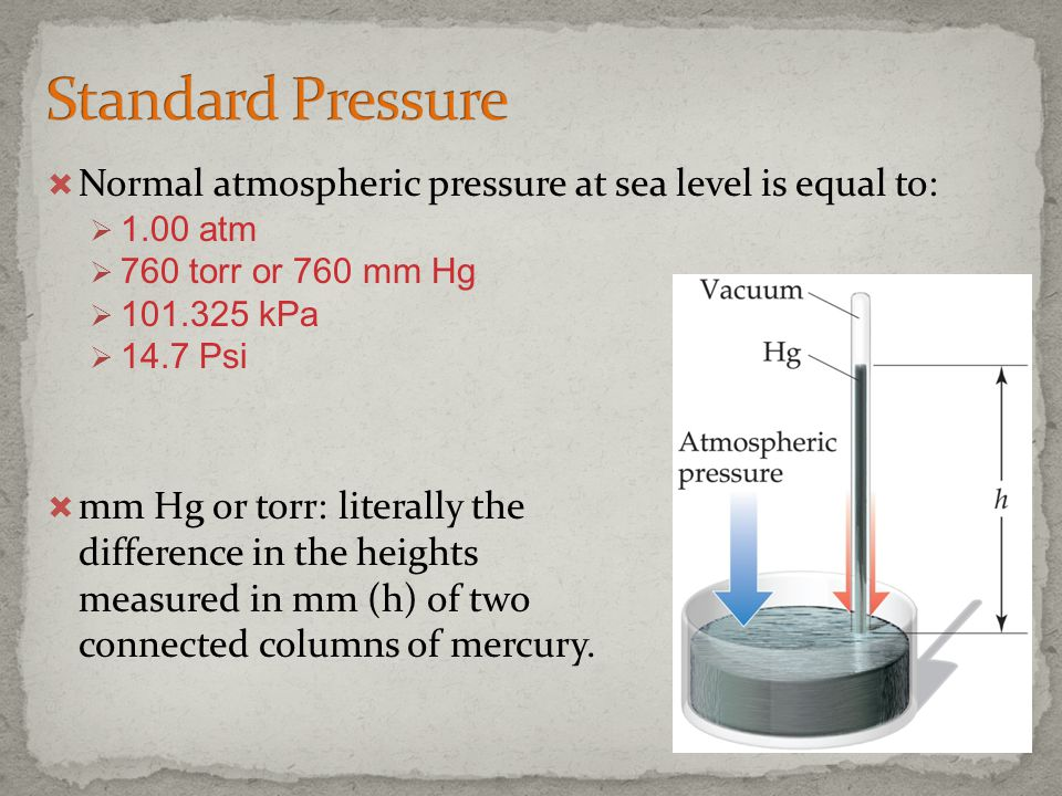 The total pressure of a mixture of gases equals the sum of the pressures that each would exert if it were present alone.