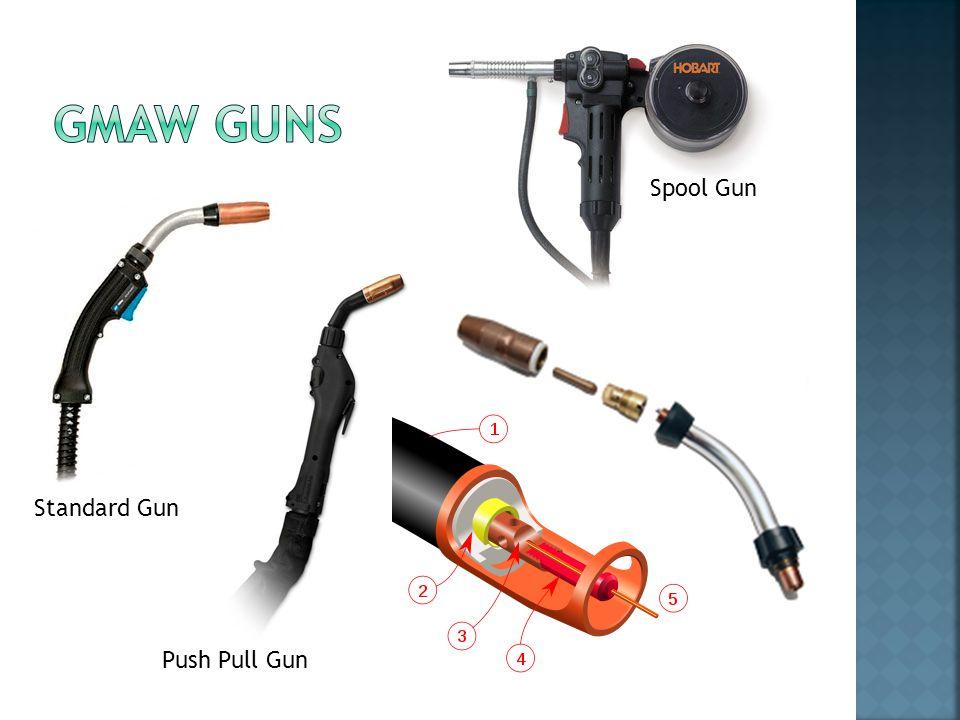 Push Pull Gun Standard Gun Spool Gun