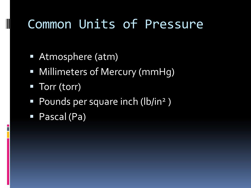 STP STP – Standard Temperature and Pressure STP: T = 273K (or 0 o C) P = 1 atm or 760 mmHg