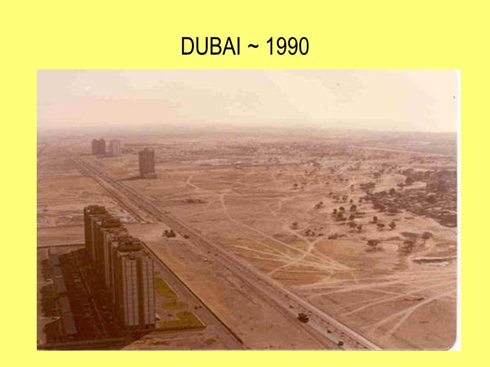 DUBAI ~ 1990