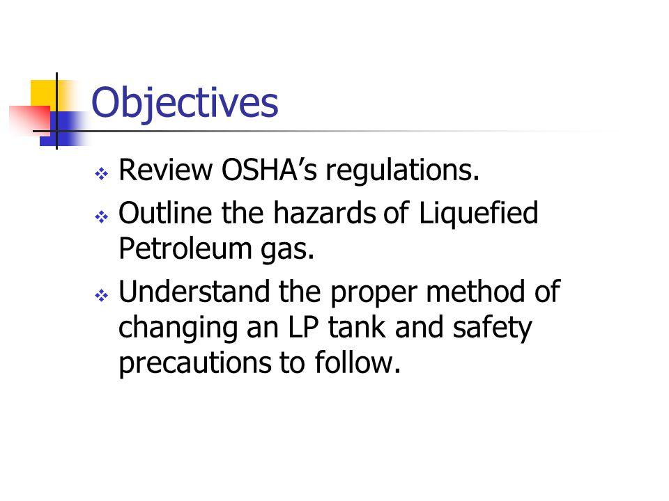 Forktruck LP Gas Safety