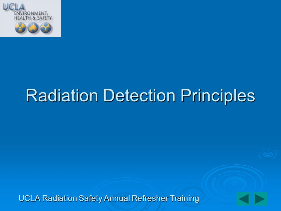 Ionization chambers have many applications including: Ionization chambers have many applications including: dose calibrators pocket dosimeters survey meters (Images not to scale) Ion Chamber Applications UCLA Radiation Safety Annual Refresher Training