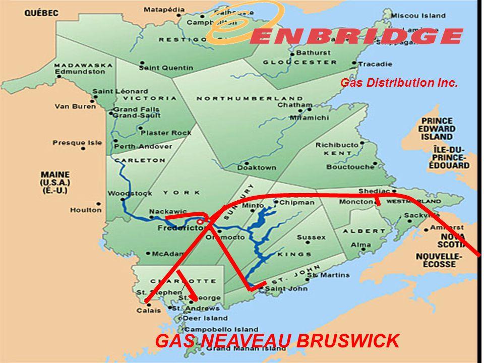 GAS NEAVEAU BRUSWICK Gas Distribution Inc.