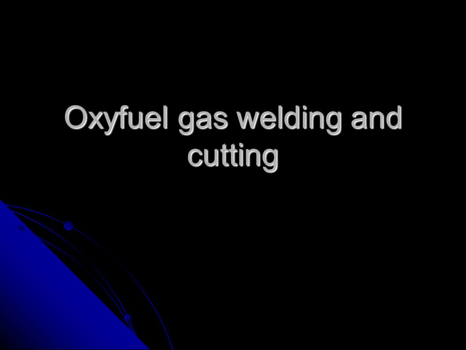Oxyfuel gas cutting quality Good cut - sharp top edge, fine and even drag lines, little oxide and a sharp bottom edge Good cut - sharp top edge, fine and even drag lines, little oxide and a sharp bottom edge Preheat flame too high - top edge is melted, irregular cut, excess of adherent dross Preheat flame too high - top edge is melted, irregular cut, excess of adherent dross Preheat flame too low - deep groves in the lower part of the cut face Preheat flame too low - deep groves in the lower part of the cut face