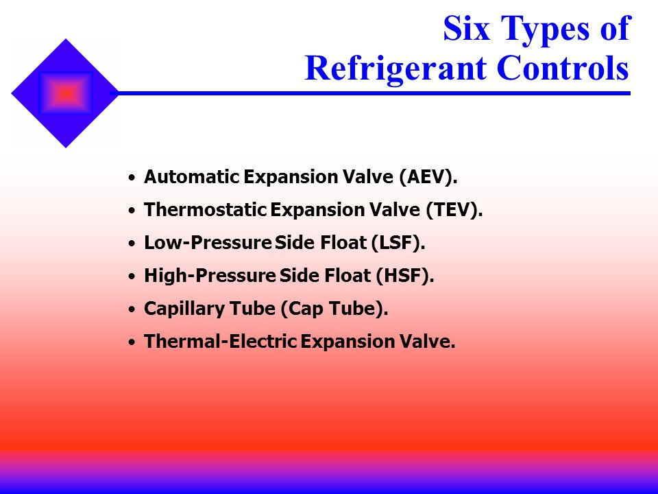 5.1.2 Liquid-charged Sensing Element Sensing element is charged with the same refrigerant as the system.