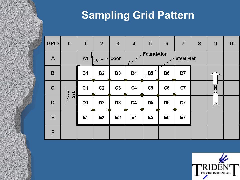 Sampling Grid Pattern