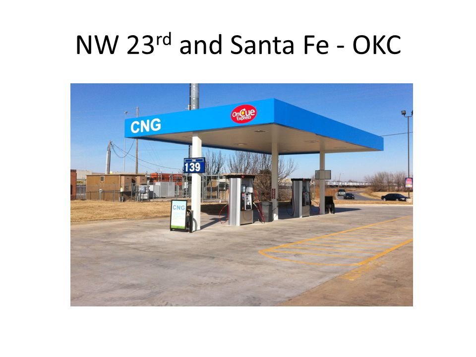 NW 23 rd and Santa Fe - OKC