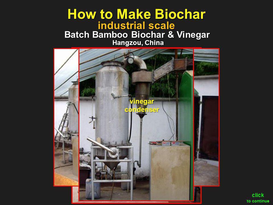 backyard biochar & wood vinegar How to Make Biochar Larry Williams, Oregon click to continue