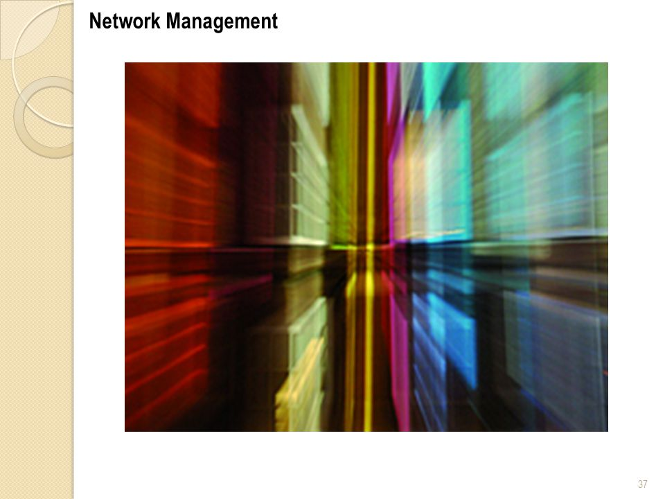37 Network Management