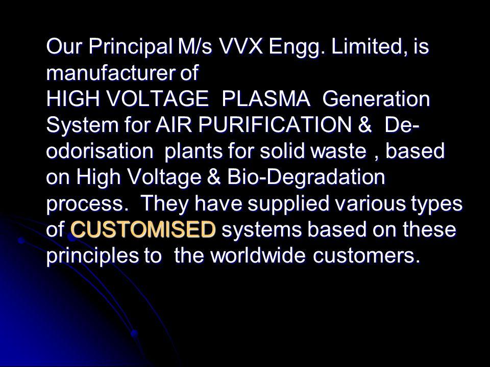 MCAC ( Modular CITY Air Cleaner ) Air Pollution control System which purifies the AIR.