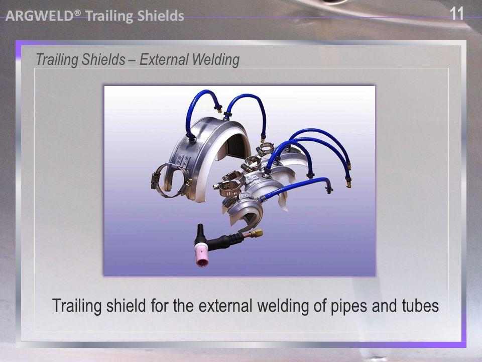 ARGWELD® Trailing Shields 12 Trailing Shield – Fitted to Mig torch ARGWELD ® Trailing Shields